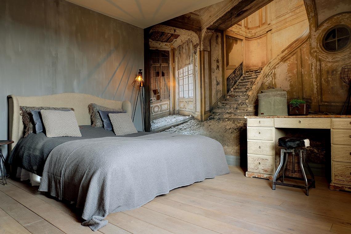 Landelijk Wonen Slaapkamer : Over luxus wonen